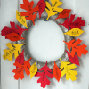 gratitude wreath craft