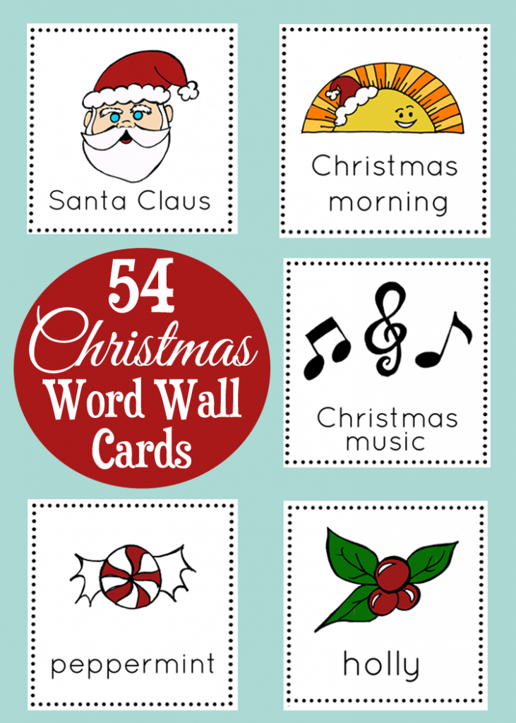 Christmas Literacy Centers Amp Activities For Kindergarten