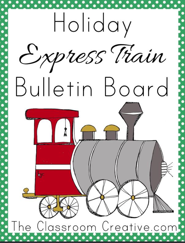 Christmas Bulletin Boards & Door Decorations