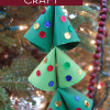 christmas-tree-craft-ornament-toilet-paper-roll-up-cycle-recycled