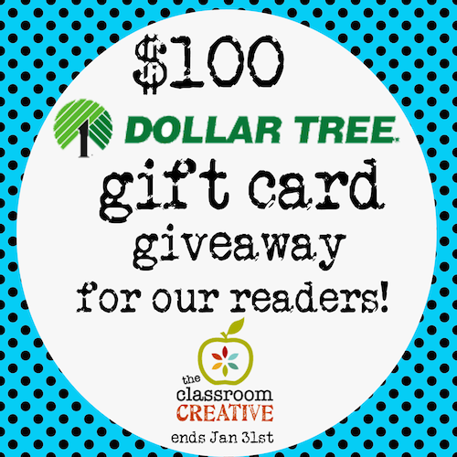 Magnetic Clothespin Organization Craft and $100 Dollar Tree Giveaway
