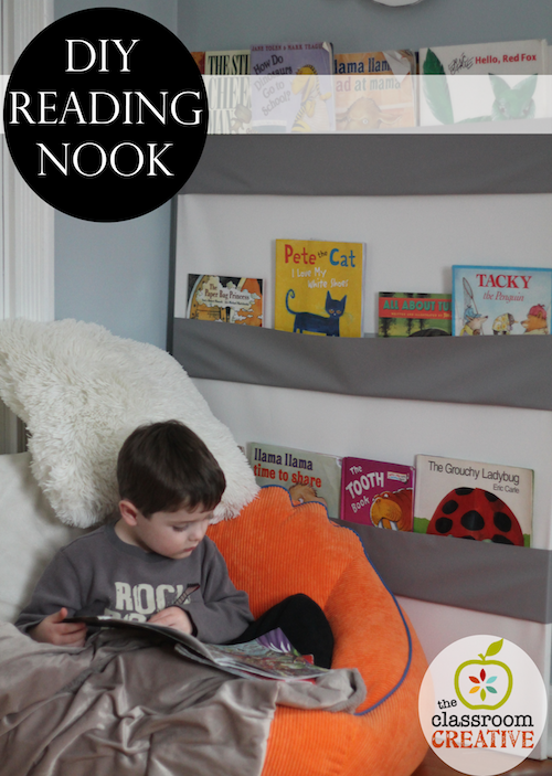 Classroom Reading Nook Ideas ~ Summer reading nooks for kids