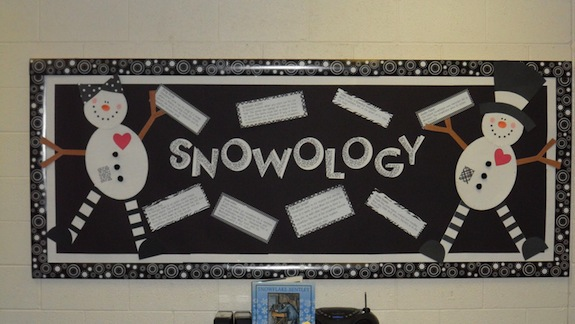 Snowman Bulletin Boards and Resources