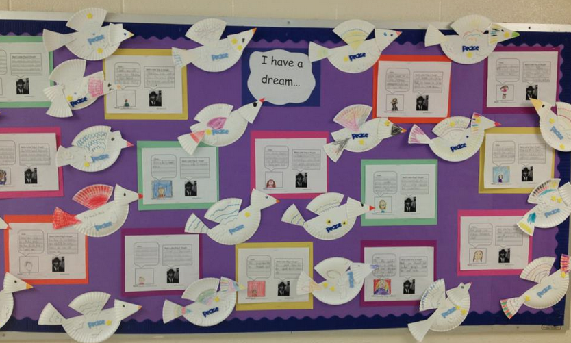 Black History Month Bulletin Board Ideas
