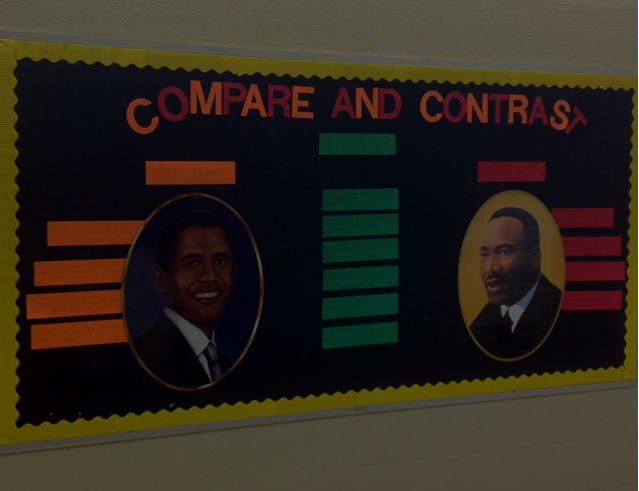 Black History Classroom Decorations : History month bulletin board ideas