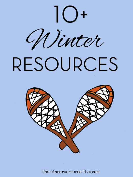 10+ Winter Resources