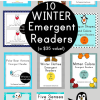 Winter Emergent Readers Bundle & Giveaway!