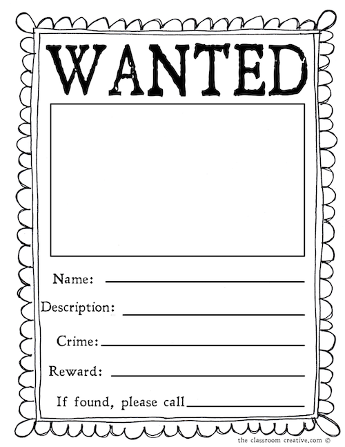 Muppets most wanted and wanted poster free printable for Wanted pirate poster template