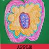 fall apple symmetry activity geometry
