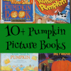 pumpkin picture books for fall halloween thanksgiving life cycle