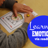 scarecrow feeling emotions emergent reader for fall