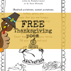 free thanksgiving poem