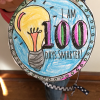 100 days smarter medal  100th day activity