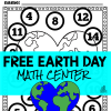 earth math center roll count cover