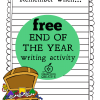 remember when writing activity the classroom creative.com