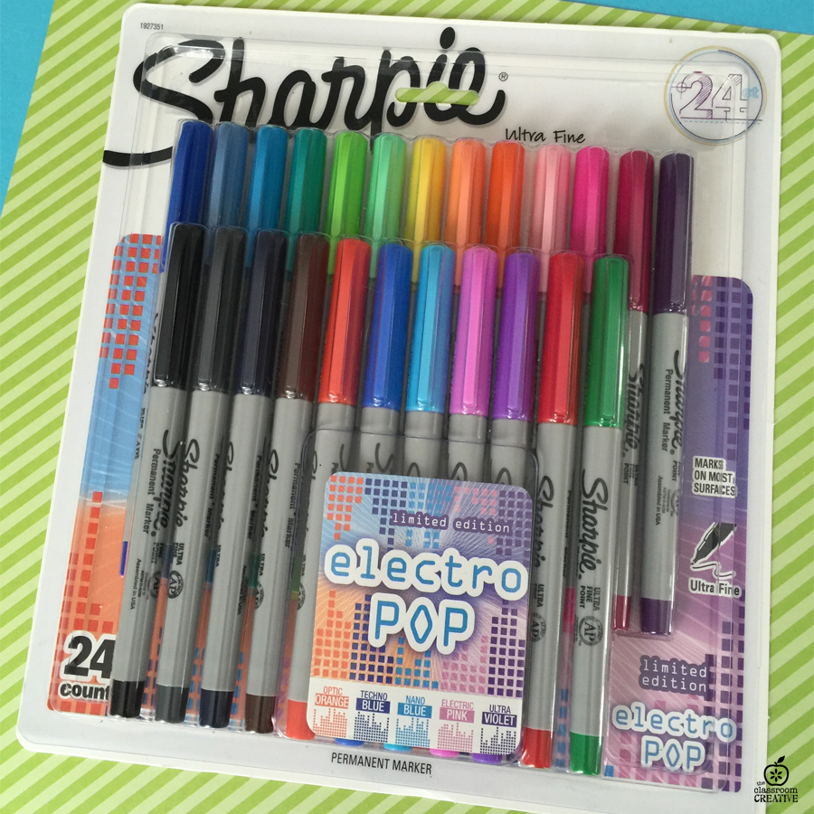 sharpie ultra fine markers 24 pack