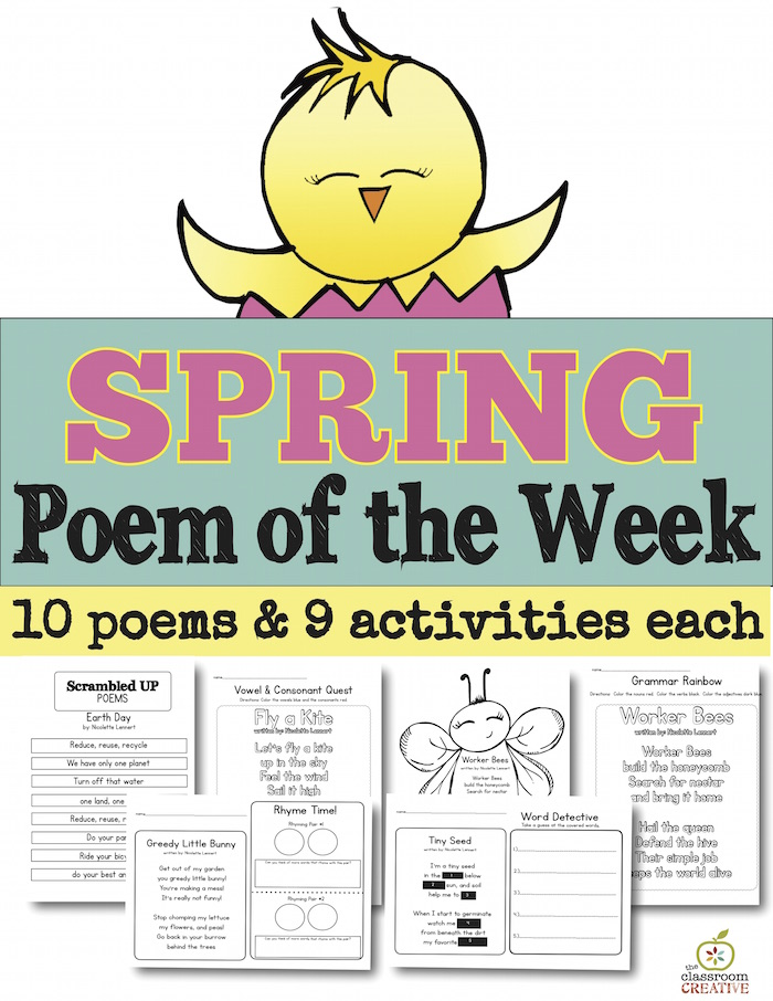 free spring poem