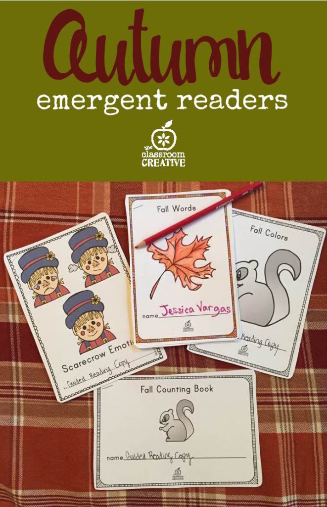 autumn-emergent-readers