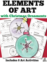 elements of art ornaments