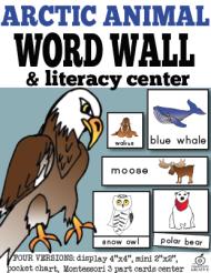 arctic animal literacy center