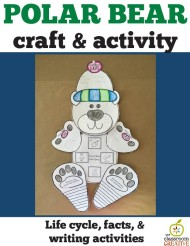polar bear unit activity